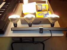 Vintage Camera Photo Light Bar-with case~three Bulb Included