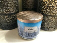 Bath and Body Works Winter Scented Candle 14.5oz