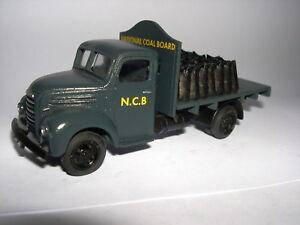 Promod Thames ET6 Flatbed NCB Coal delivery truck REF:PRO347