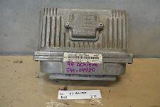 1997 Oldsmobile Achieva Engine Control Unit ECU 16217058 Module 79 11C2