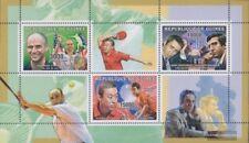 Guinée 4305-4307 Feuille miniature (complète edition) neuf avec gomme originale