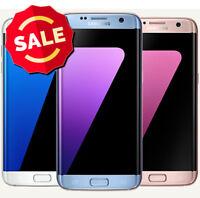 Samsung Galaxy S7 edge SM-G935 32GB GSM Unlocked AT&T Verizon 4G LTE Smartphone