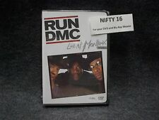 Run DMC: Live at Montreux 2001 (DVD, 2007)  Brand New