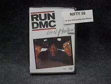 Run DMC: Live at Montreux 2001 (DVD, 2007)  Brand New