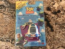 Toy Story Buzz Alien Virtual Pet Friend Tamagochi VTG 90's Electronic Game NIP!