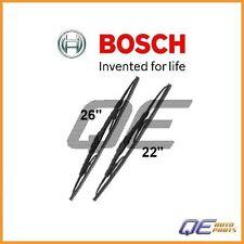 Wiper Blade Left & Right 26'' 22'' For Lexus Lincoln Mazda Mitsubishi Windshield