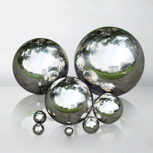 Ornament Professional Dance Sphere Disco Seamless Mirror Ball Stainless Steel