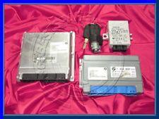 BMW E39 5's 3.0d M57 MOTORE DIESEL DDE Modulo Di Controllo ECU Set EWS 2 EGS blocco tasti