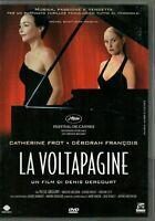 LA VOLTAPAGINE (2006) un film di Denis Dercourt - DVD EX NOLEGGIO - DOLMEN