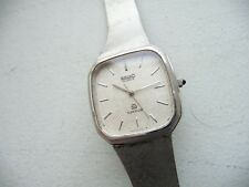 Seiko Superior Twin Quartz 9481 all stainless Rare Vintage Mens Watch Grand King