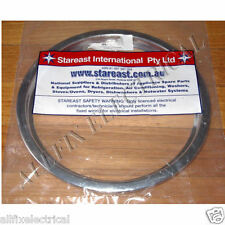 "Universal 8"" Stove Chrome Trim Ring without Cutout - Part No. SE40A"