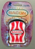 Waxed BACON Dental Floss Archie McPhee