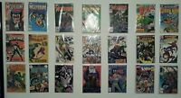 BRONZE COPPER & MODERN AGE 150 COMIC BOOK LOT MARVEL DC & INDY NO DUPS AVE FN/NM