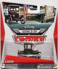 VOITURE DISNEY PIXAR CARS LIZZIE