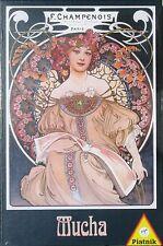Piatnik Alphonse Mucha REVERIE 1000 pc Jigsaw Puzzle Art Nouveau