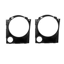 SAK-1208 BMW 5 Series E34  Rear Hatch / Parcel Shelf 130mm Speaker ring adaptor