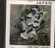 CD ALBUM 13 TITRES--JAPAN--OIL ON CANVAS--1983