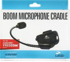 Cardo Halterung mit integriertem Schwanenhalsmikrofon Freecom mit Klebepad