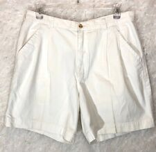 Patagonia Men's Shorts White Pant Size 38 Good Pre-owned