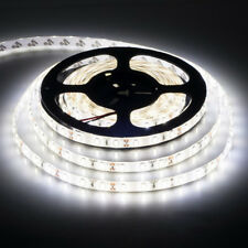 5M 300leds 5630 Flexible Tira llevada Brillante Natural Blanco Impermeable DC12V