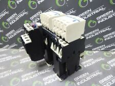 USED 7.5 HP Telemecanique LP1 D 0901 Reversing Contactor Assembly 1000V 8kV