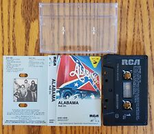 Alabama - Roll On Cassette FREE SHIPPING IN CANADA