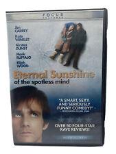 Eternal Sunshine of the Spotless Mind (Dvd, 2004, Widescreen) Comedy