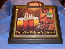 Vintage Michelob Lighted Beer Sign