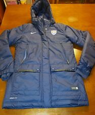 USA women's soccer National team Stadium jacket worn by players