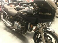Honda VF750 V45 Sabre  Restoration Project Barn Find Spares or Repair