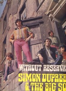 SIMON DUPREE & THE BIG SOUND -  Without reservation - LP (33 TOURS) - Sealed
