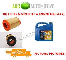 DIESEL OIL AIR FILTER + FS PD 5W40 OIL FOR ALFA ROMEO 159 1.9 120 BHP 2005-11