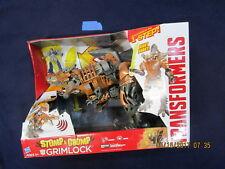 "CC6 Transformers Movie Lot 20"" STOMP & CHOMP GRIMLOCK TF4 AOE Age of Extinction"