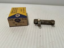 Irc 308 Type 1 3/4 Aa 5 Ohm 10W Nib Resistor With Hardware