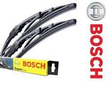 Bosch Wiper Blades Limpiaparabrisas Peugeot 206 CC 22/22 par de controladores frontales & Pasajeros