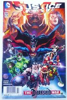 DC JUSTICE LEAGUE (2016) #50 1st 3 Jokers Rare Newsstand VF Ships FREE!