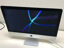 "Apple iMac A1418 i5-5575R 256gb ssd 8GB RAM 21.5"" MK442LL/A late 2015 mojave"