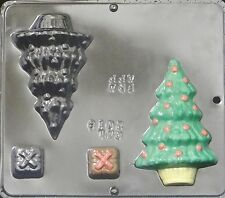 Christmas Tree Assembly Chocolate Candy Mold Christmas 2018 NEW