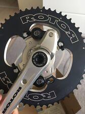 Rotor Cranks, rs4 Titanium, precio original 799,- $manivela Q-Rings manivela