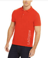 Lacoste Men's Short Sleeve Logo Regular Fit Polo Size Xl/6 Brand New With Tags