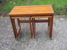 McIntosh Teak Living Room Tables