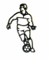 Patchwork Cutters FOOTBALLER Sugarcraft Cake Decorating