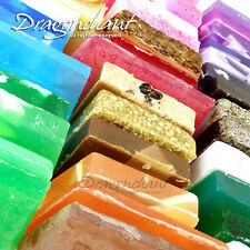 Hand-Crafted 120g Soap Slice Bar by Ancient Wisdom Over 43 Fragrance or Mixed
