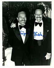 FAYARD NICHOLAS - Nicholas Brothers In-person Signed Photo