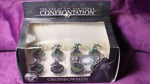 CONFRONTATION - CLONES crossbow UNIT -  AGE OF RAG'NAROK - PLASTIC PAINTED