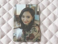 (ver. Yuri) Girls' Generation SNSD 5th Album You Think Photocard KPOP SMTOWN