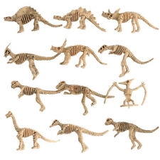 12Pcs Education Science Dinosaur Skeleton Model Toys Kids Party Favors Gifts