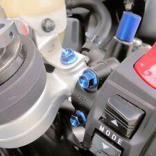 Pro-Bolt TI Brake & Clutch Lever Pinch Bolts Blue TIBCPERCH50B GSX-R750 90-91