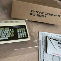 """"""" Mint """" NEC PC-8001 PasocomMini Personal Computer HAL ABS Metal Limited"""