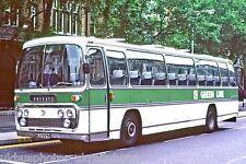 London Country Green Line P9 BLA597H 6x4 Bus Photo ref L54